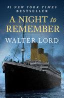 A Night to Remember [Pdf/ePub] eBook