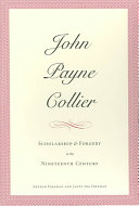 John Payne Collier