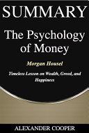 Summary of The Psychology of Money Pdf/ePub eBook