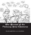 Alexiad Of The Princess Anna Comnena