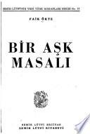 Bir aṣk masali