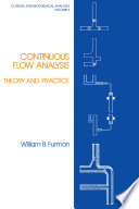 Continuous Flow Analysis Book