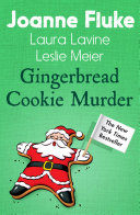 Gingerbread Cookie Murder  Anthology