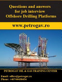 Questions and answers for job interview Offshore Drilling Platforms Pdf/ePub eBook