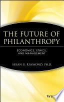 The Future of Philanthropy