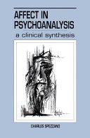 Affect in Psychoanalysis