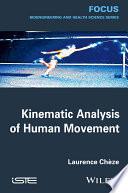 Kinematic Analysis of Human Movement