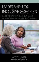 Leadership for Inclusive Schools