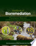 Handbook of Bioremediation