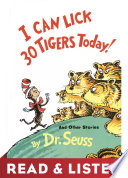 I Can Lick 30 Tigers Today  and Other Stories  Read   Listen Edition Book