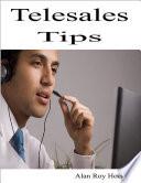 Telesales Tips