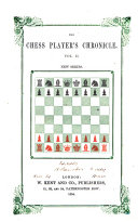 British Miscellany and Chess Player's Chronicle