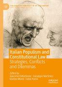 Italian Populism and Constitutional Law Pdf/ePub eBook