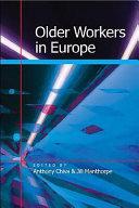 Older workers in Europe