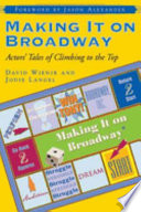 Making It On Broadway Book