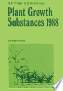 Plant Growth Substances 1988