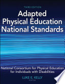 Adapted Physical Education National Standards