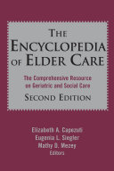 Pdf The Encyclopedia of Elder Care
