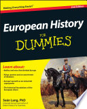 """""""European History For Dummies"""" by Seán Lang"""