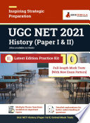 UGC NET History: 2020 | 15 Mock Test (Latest Pattern)