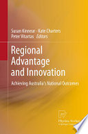Regional Advantage And Innovation Book