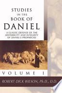 Studies in the Book of Daniel  2 Volumes