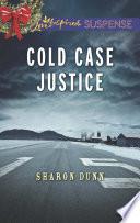 Cold Case Justice Book