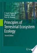 """Principles of Terrestrial Ecosystem Ecology"" by F Stuart Chapin III, M.C. Chapin, Pamela A. Matson, Peter Vitousek"