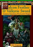 Falcon feather & valkyrie sword