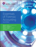 """Essentials of Forensic Accounting"" by Michael A. Crain, William S. Hopwood, Richard S. Gendler, George R. Young, Carl Pacini"