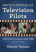 Encyclopedia of Television Pilots [Pdf/ePub] eBook