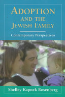 Adoption and the Jewish Family