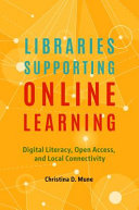 Libraries Supporting Online Learning Book PDF