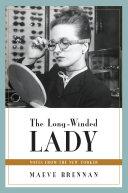 The Long-Winded Lady Pdf/ePub eBook