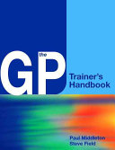 The GP Trainer's Handbook