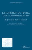 La fonction du peuple dans l'Empire romain