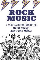 Rock Music Book