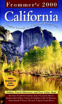Frommer s  California 2000 Book