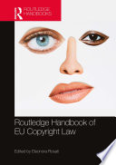 The Routledge Handbook of EU Copyright Law