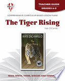 The Tiger Rising Teacher Guide