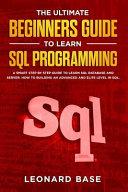 Databases A Beginner's Guide [Pdf/ePub] eBook
