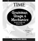 Grammar  Usage  and Mechanics   Secondary
