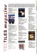 Textiles Magazine Book