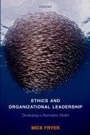 Ethics and Organizational Leadership