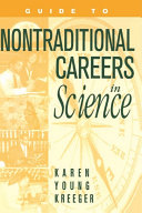Guide to Non-Traditional Careers in Science Pdf/ePub eBook