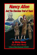 Nancy Allen and the Cherokee Trail of Tears