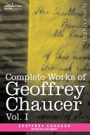 Complete Works of Geoffrey Chaucer Pdf/ePub eBook