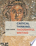 Critical Thinking Thoughtful Writing
