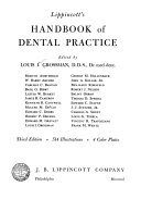 Lippincott s Handbook of Dental Practice
