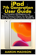 IPad 7th Generation User Guide